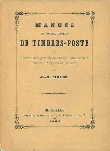 Timeline of philatelic literature 1830 1875 fandeluxe Image collections